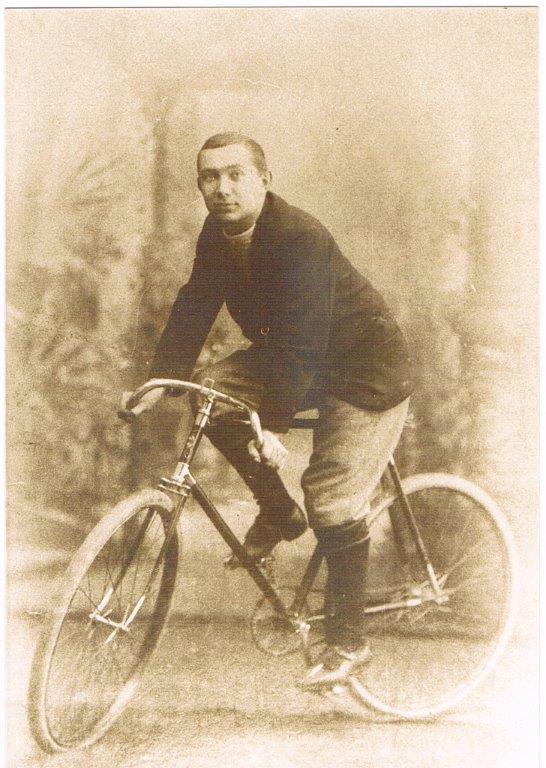 Harie en eerste fiets elsloo
