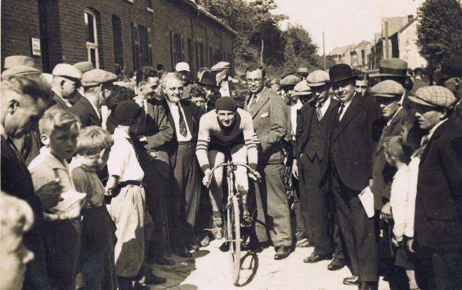 Louis Lemmens wiel renner