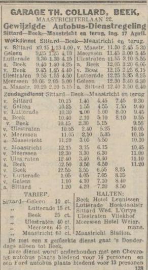 1925 beek