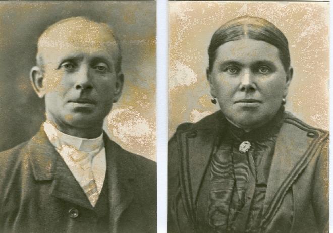 2 Grootouders Lemmens-Claessen