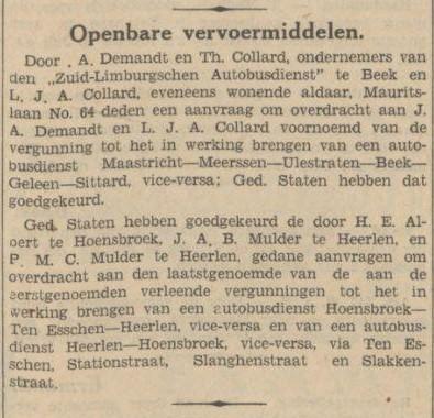 29-06-1933 samenwerking Demand -Collard