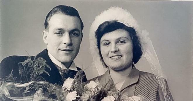 Betsie en Gerrit Smeets -Beckers