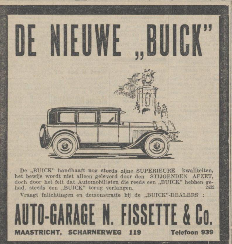 fissette garage buick