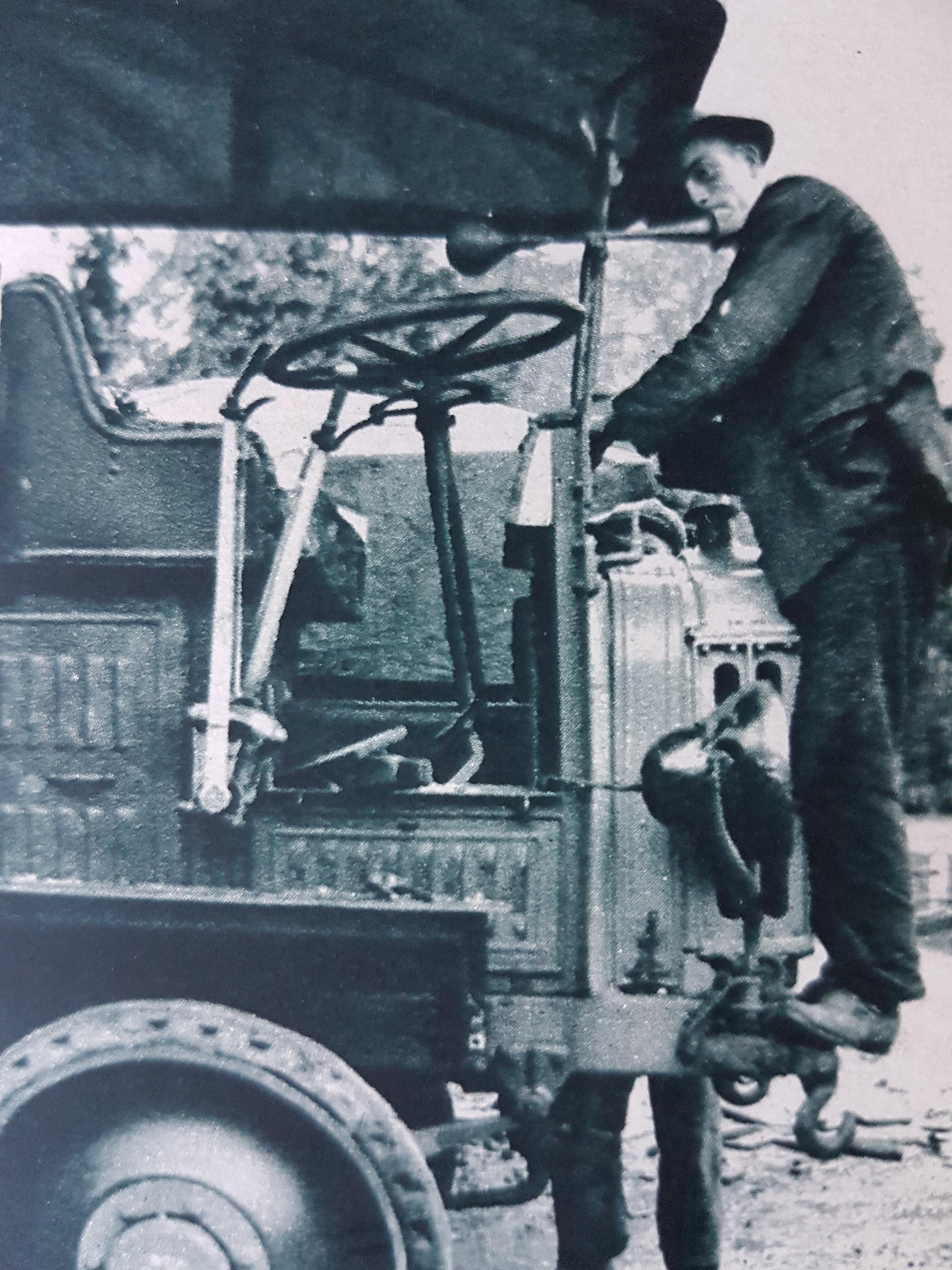 speciaal voertuig 1933