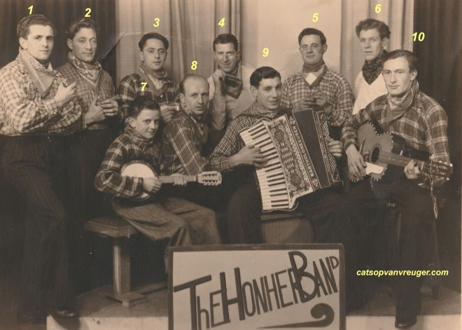 the honher band