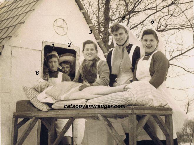 verpleegsters carnaval