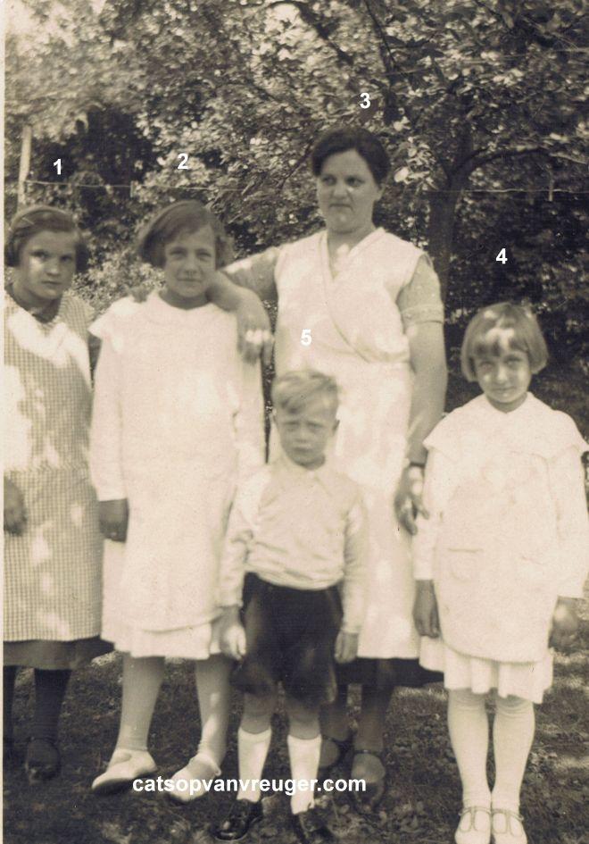 communie feest 6-5-1934 1
