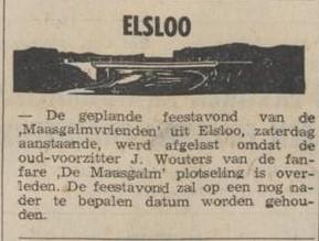 maasgalmvrieneden 9-5-1969