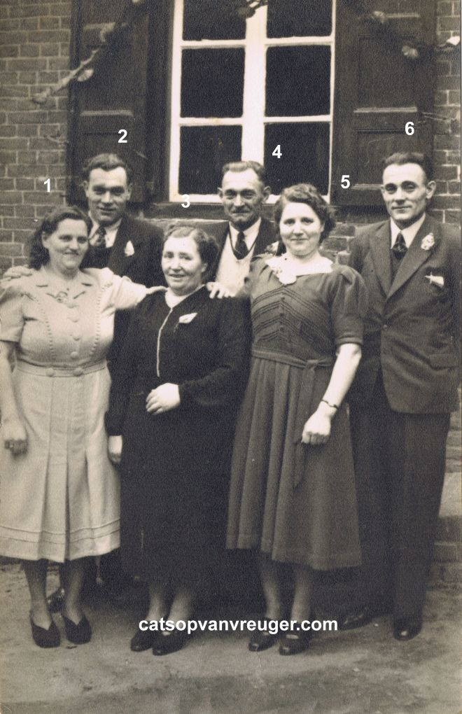 Trina en Willem en Familie 1