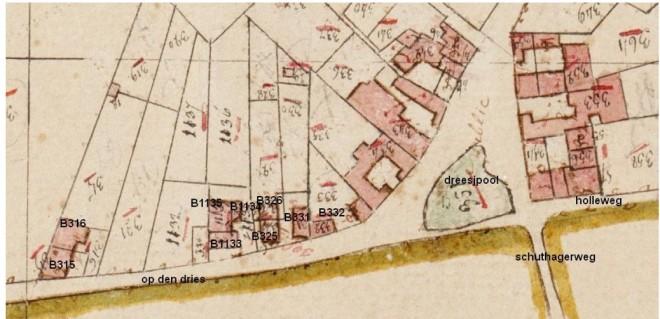 1842 B1133 Gerardus Steps