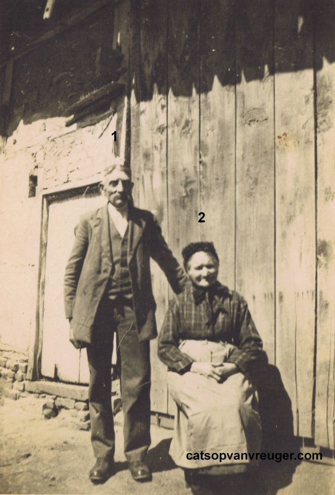Cremers Wihelmus- Hermans Maria Mechtildis Timmerman het einde 16 1